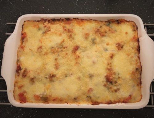 Marissa's lekkere lasagne