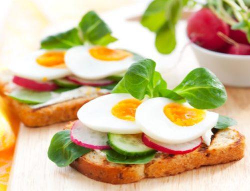 Goede voeding is belangrijk. Zeker voor topsporters!