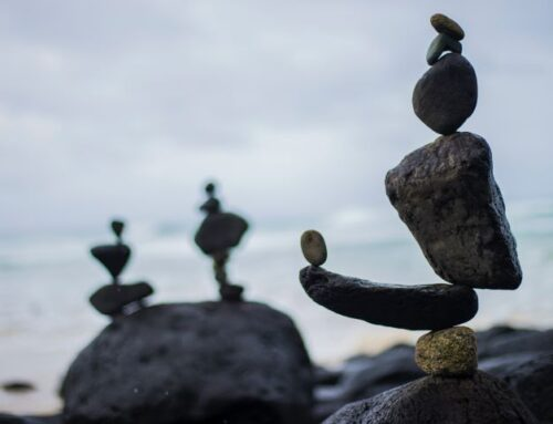 Het gaat om balans