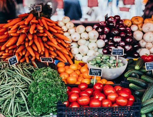 Waarom zijn groenten gezond?